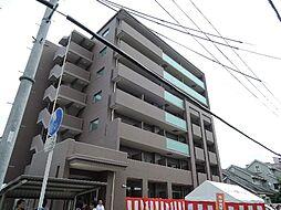 プラージュ堺[4階]の外観