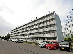 北海道札幌市厚別区上野幌一条2丁目の賃貸マンションの外観