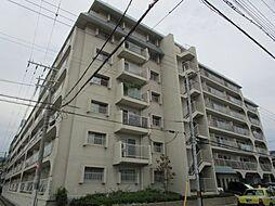 鐘紡夙川台マンション[1階]の外観