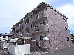 静岡県浜松市中区高丘東5丁目の賃貸マンションの外観