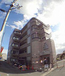 サンパティークA[3階]の外観