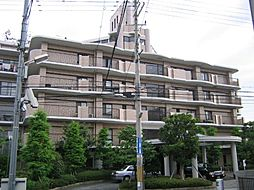 兵庫県西宮市上ケ原四番町の賃貸マンションの外観