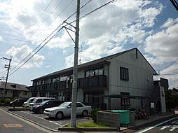 大阪府堺市南区土佐屋台の賃貸アパートの外観