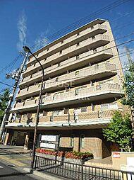 京都府京都市左京区鹿ケ谷西寺ノ前町の賃貸マンションの外観