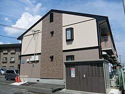 ハイツ山田II[1階]の外観