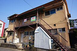 福井アパート[3号室]の外観