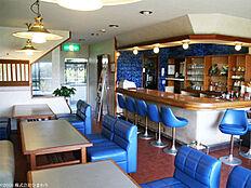 館内のレストラン