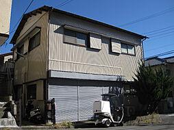 辻アパート[201号室]の外観