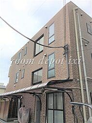 東京都品川区小山4丁目の賃貸マンションの外観