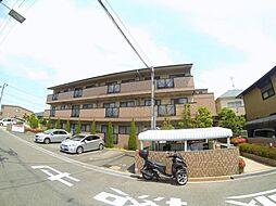 大阪府池田市畑2丁目の賃貸マンションの外観