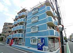 東京都葛飾区金町2丁目の賃貸マンションの外観