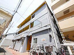 富士屋マンション[3階]の外観