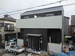兵庫県尼崎市稲葉荘4丁目の賃貸アパートの外観