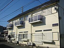 埼玉県北本市東間7丁目の賃貸アパートの外観