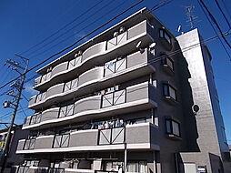 愛知県名古屋市西区宝地町の賃貸マンションの外観