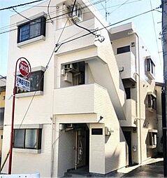 神奈川県川崎市麻生区細山2丁目の賃貸マンションの外観