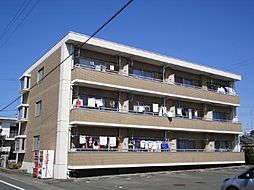 静岡県掛川市掛川の賃貸マンションの外観