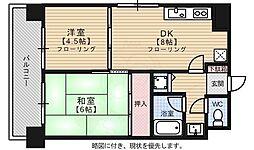 姪浜駅 6.3万円