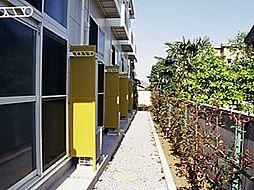 レオパレス鳩ケ谷本町[2階]の外観