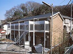 神奈川県鎌倉市極楽寺1の賃貸アパートの外観