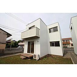 [一戸建] 茨城県つくば市梅園2丁目 の賃貸【/】の外観