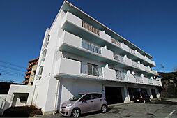 山口県下関市山の田本町の賃貸マンションの外観