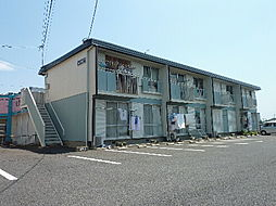 ハイツT&T A棟[102号室]の外観