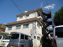 マンション吉川[305号室]の外観