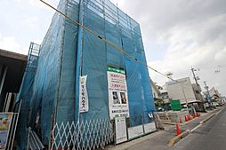 セブンプロート坪井 B棟[1階]の外観