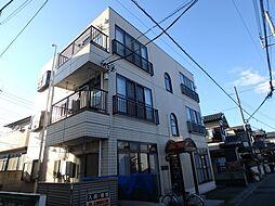 埼玉県幸手市中5丁目の賃貸マンションの外観