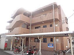 愛媛県松山市居相6丁目の賃貸マンションの外観