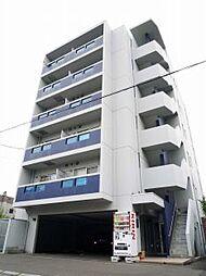 北海道札幌市東区北九条東8丁目の賃貸マンションの外観