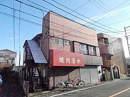コーポ渡田[201号室]の外観