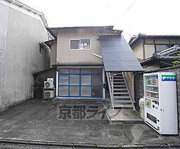 京都府京都市北区紫竹下芝本町の賃貸アパートの外観
