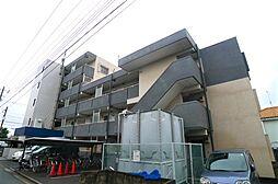 ラリーマンション[4階]の外観