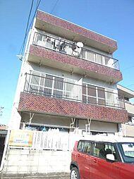 愛知県名古屋市昭和区折戸町2丁目の賃貸アパートの外観