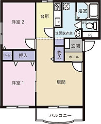 内原駅 6.5万円