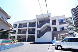 エバーグリーン小倉[2階]の外観
