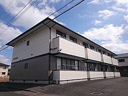 ケイ エス マハロI[2階]の外観