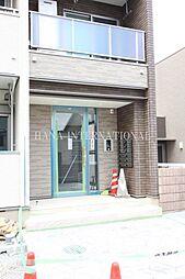 埼玉県八潮市大字伊勢野の賃貸アパートの外観