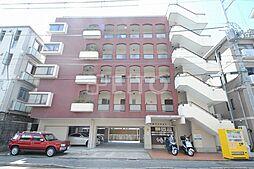 第一くめマンション[4階]の外観