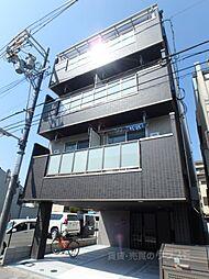大阪府大阪市住吉区遠里小野1丁目の賃貸アパートの外観
