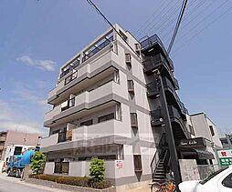 京都府京都市伏見区下鳥羽中円面田町の賃貸マンションの外観