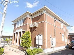 三重県多気郡明和町大字中海の賃貸アパートの外観