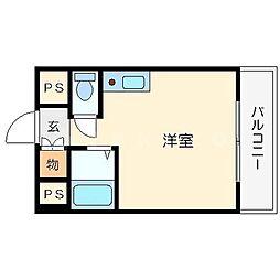 マンションSUMUS[2階]の間取り