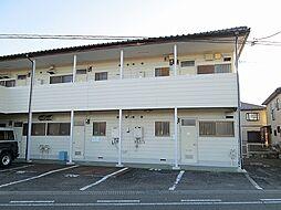 宝積寺コーポ[206号室]の外観