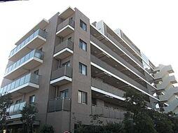 埼玉県熊谷市新堀の賃貸マンションの外観