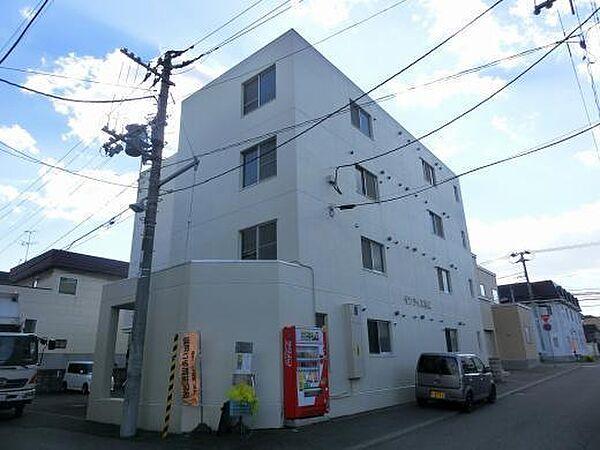 サンライズ札幌[202号室]の外観