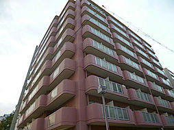 藤和シティコーポ新大阪[6階]の外観