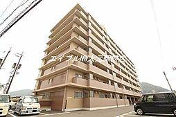 岡山県岡山市北区津高丁目なしの賃貸マンションの外観